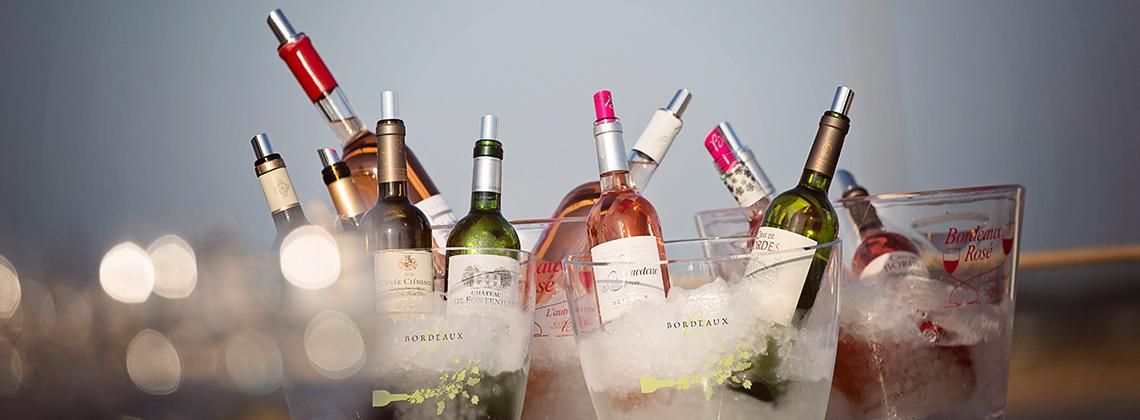 100 Bordeaux zum Entdecken 2017