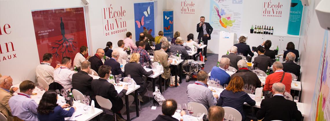Bordeaux auf der ProWein
