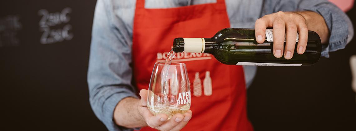 Erste Bordeaux Pop-up Weinbar eröffnet in Hamburg