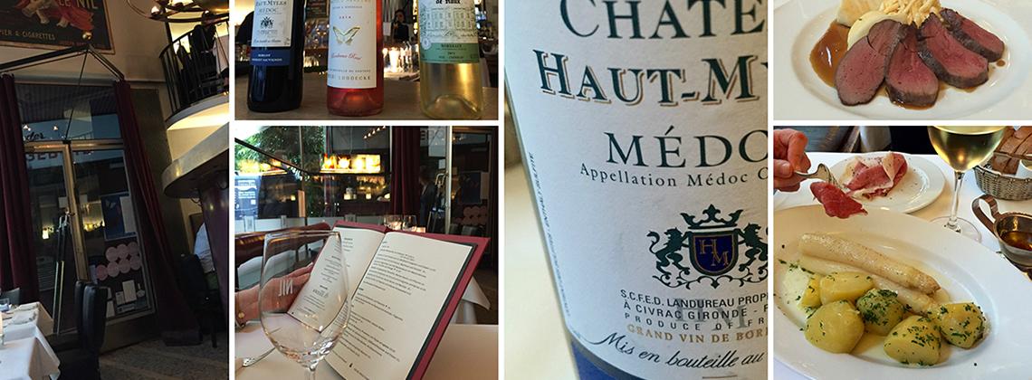Wein bestellen im Restaurant – Stevan Paul zu Gast im NIL