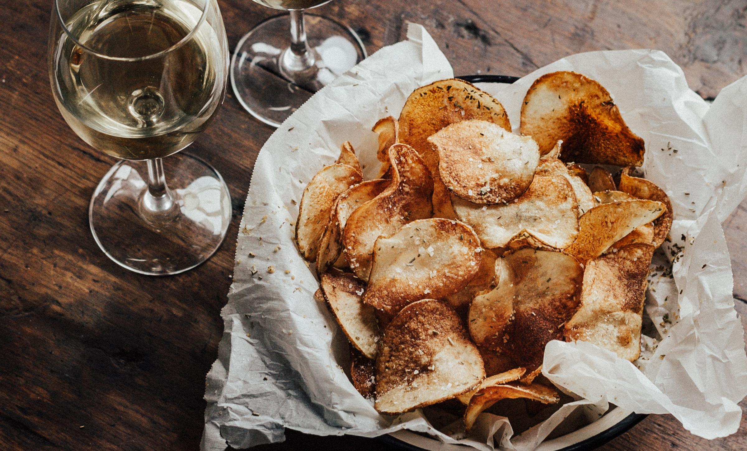 3 hausgemachte Snacks, die zu Bordeaux Wein passen