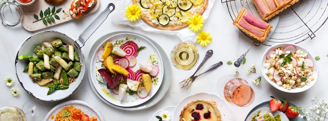 Entdecke die vegetarische Küche und passende Bordeaux-Weine