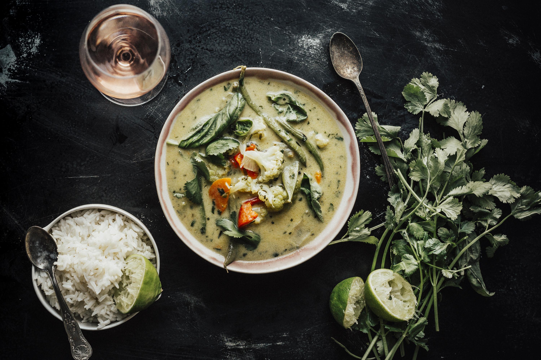 Rezept: Grünes Thai Curry