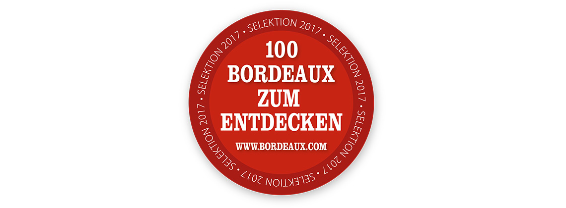 100 Bordeaux zum Entdecken