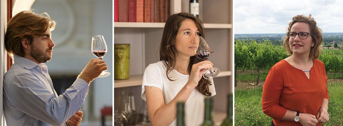 Die nächste Generation der Bordeaux-Winzer