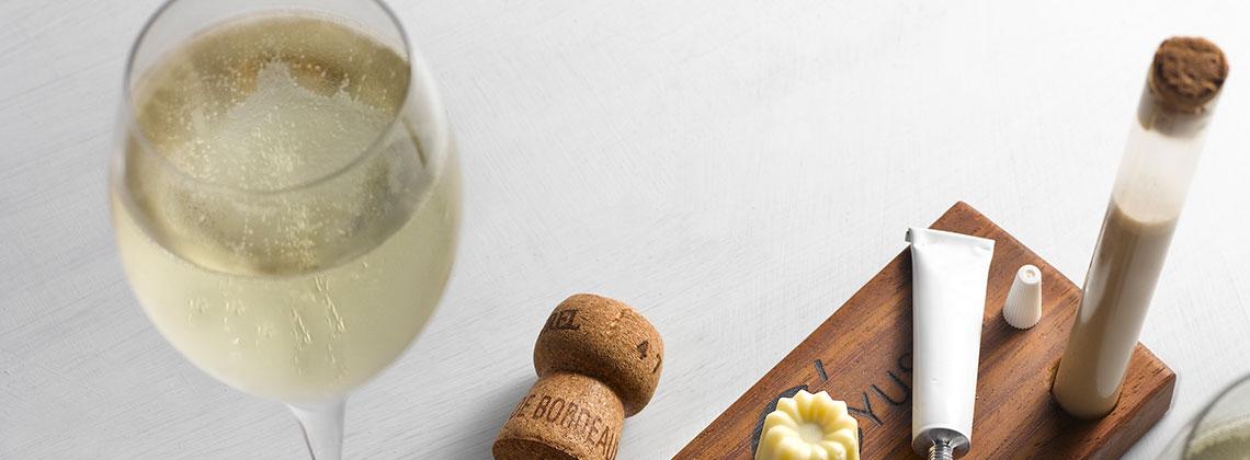 Prickelnder Genuss mit einem Crémant de Bordeaux