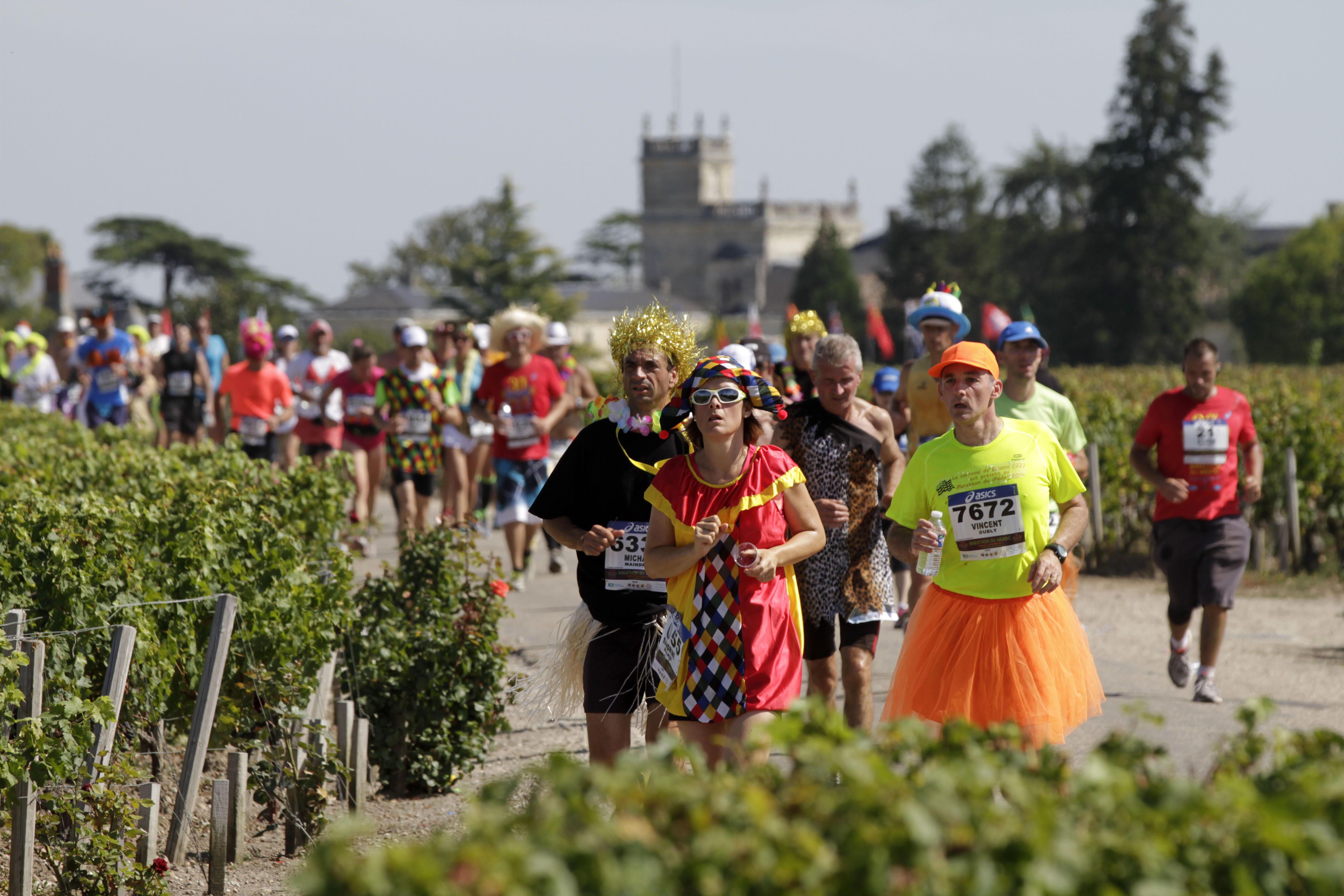 Der verrückteste Marathon der Welt