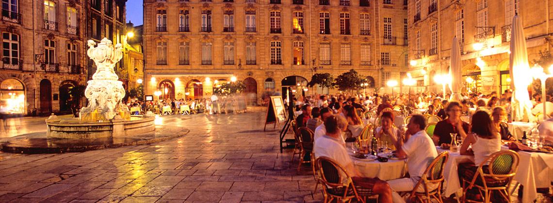 Voilà – Restaurants in Bordeaux