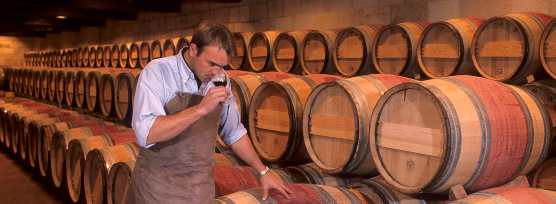 Wie kommen eigentlich die Aromen in den Wein?