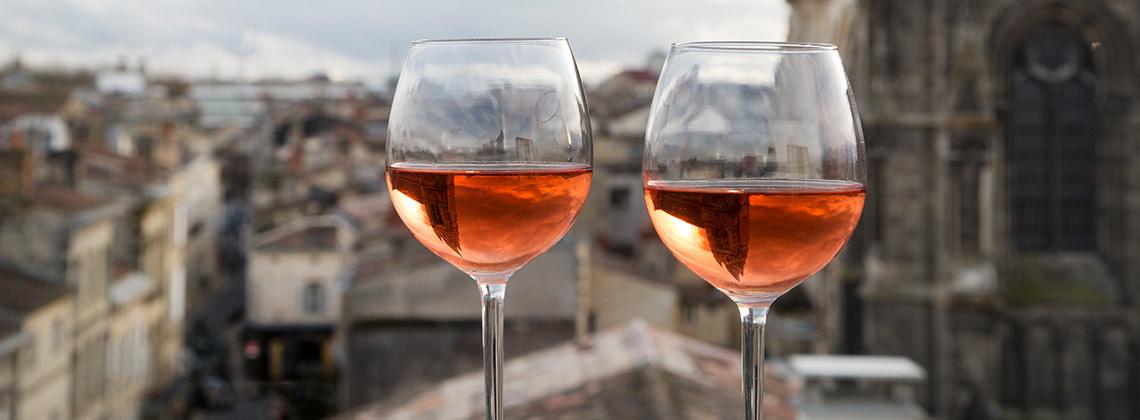 Der Sommer wird rosa – Das Bordeaux-Rosé ABC