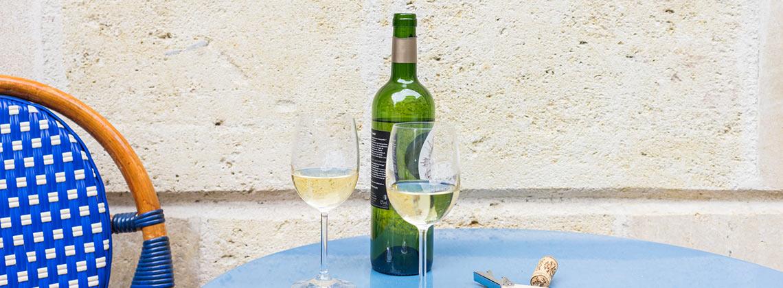 Weißer Bordeaux – ein vornehmes Understatement
