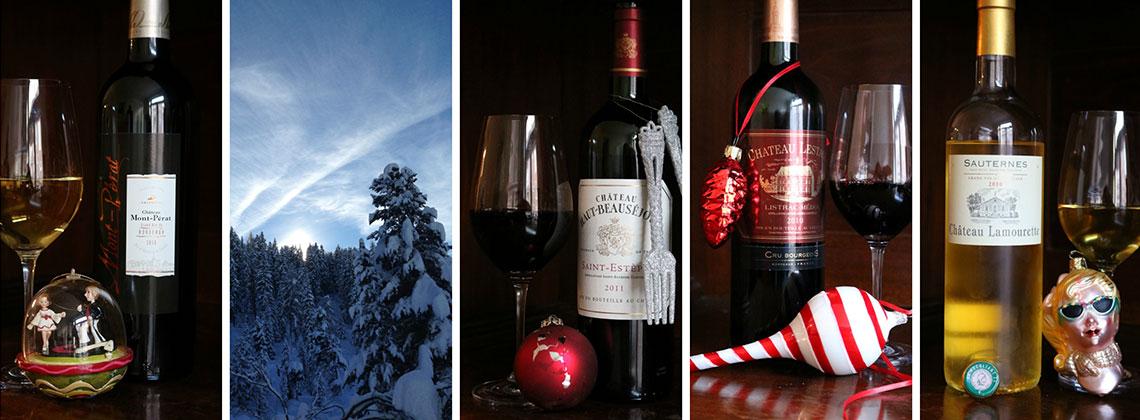 Wein(h)nacht im Glas – Tipps zum Fest