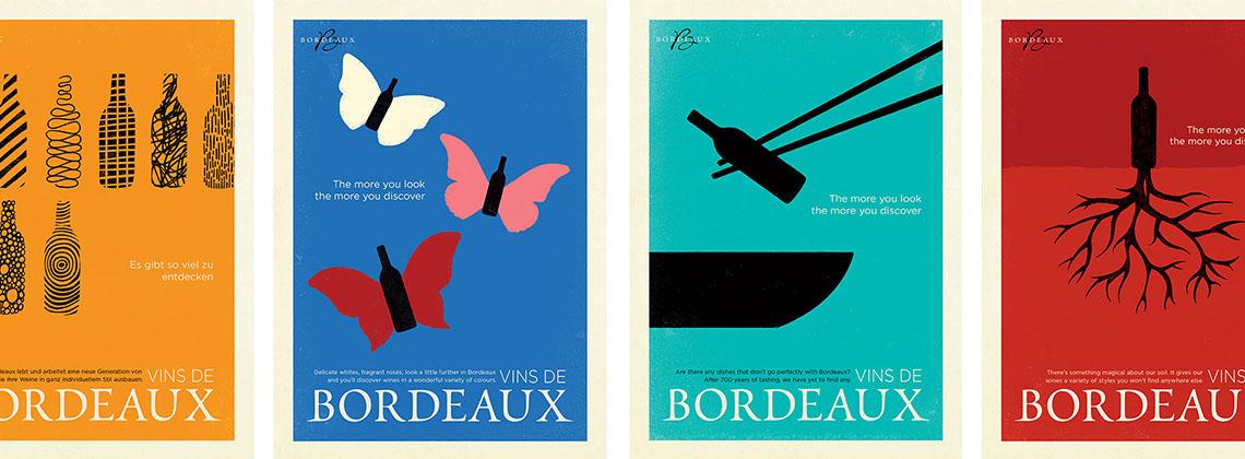 Bordeaux, des vins, un style.