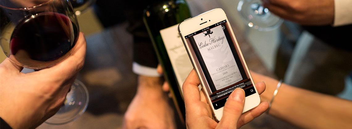 Taste A Wine, votre carnet de dégustation sur iPhone