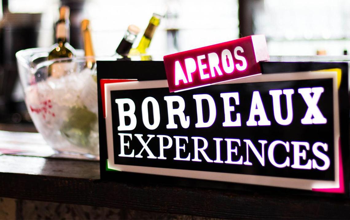 La nouvelle saison des Apéros Bordeaux Expériences !