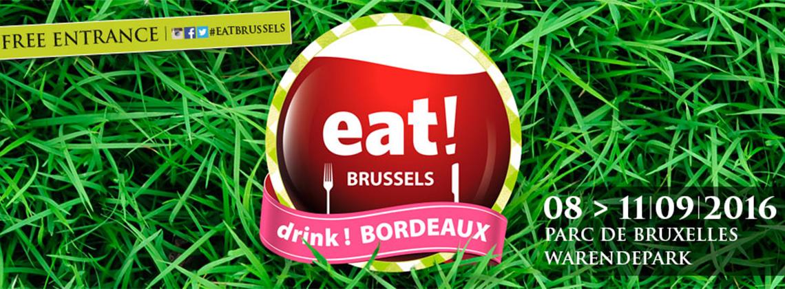 Nos 5 conseils pour profiter de Eat! BRUSSELS Drink! BORDEAUX