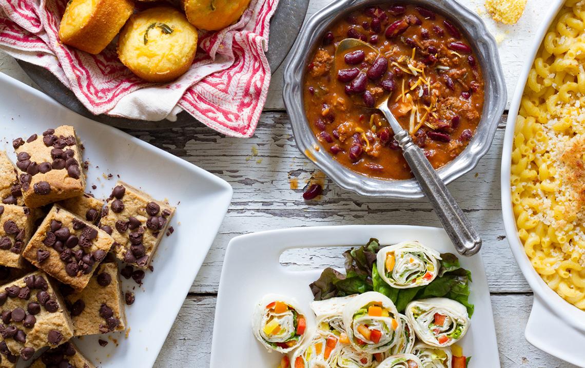 Astuces des bloggeurs food pour une soirée potluck réussie!