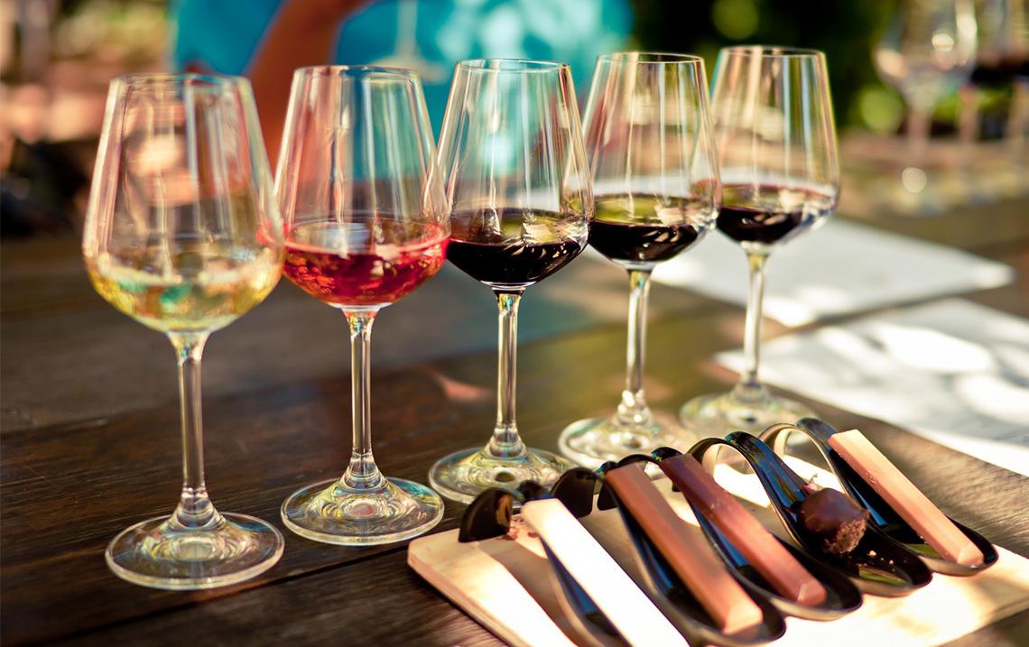Un vin de Bordeaux pour vos chocolats ?