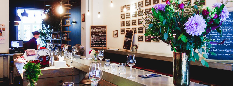 Cinq bars à vins bruxellois où déguster des vins bios