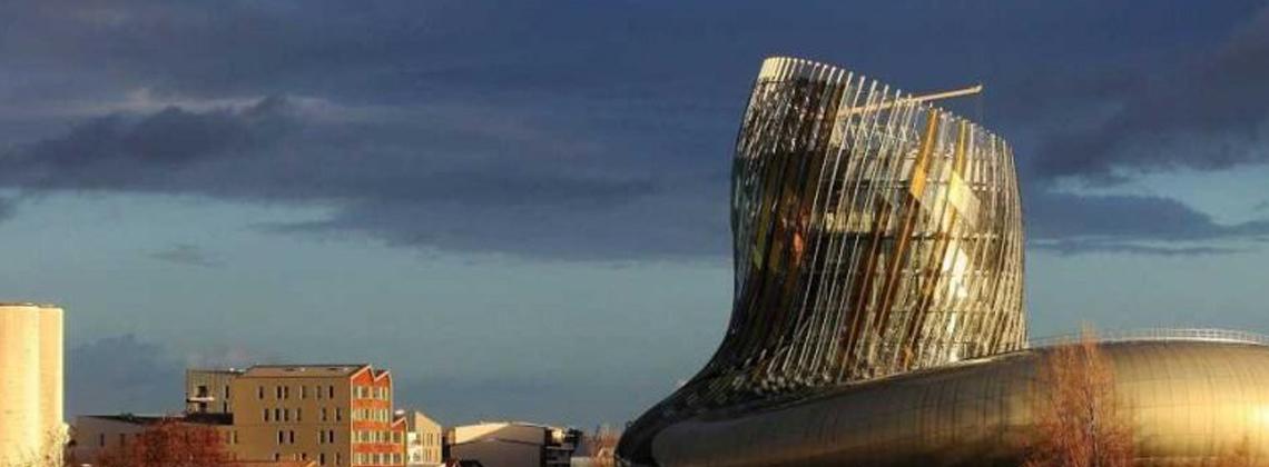 La Cité du Vin, le paradis des amateurs de vin
