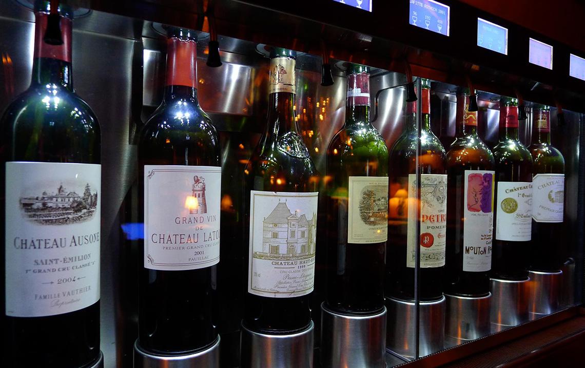 Vin & nouvelle technologie