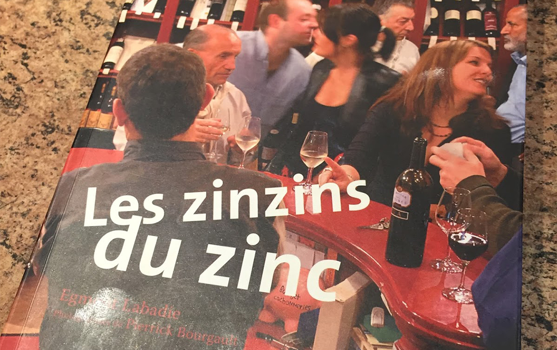 Entretien avec un zinzin… du zinc !