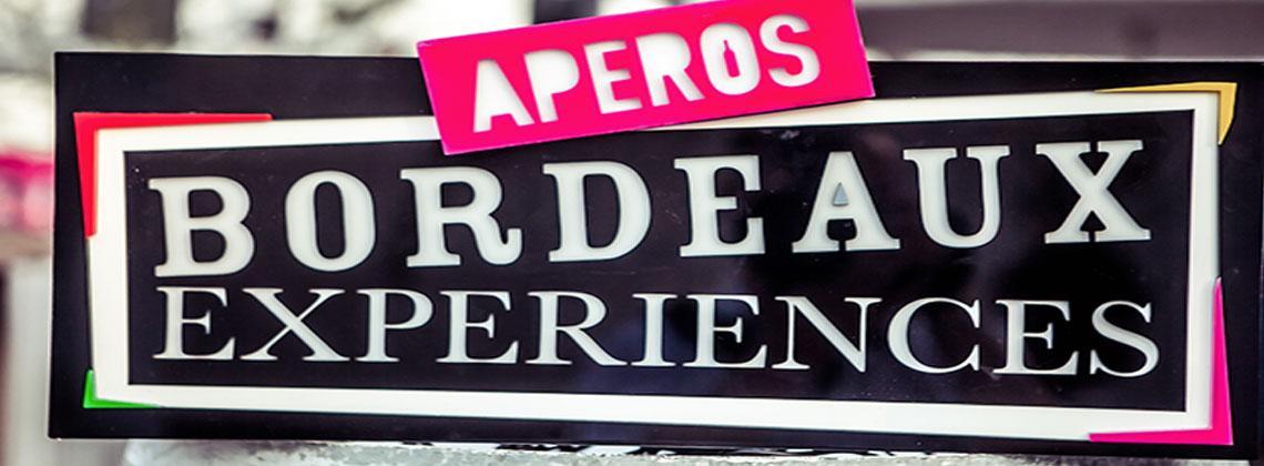 De Apéros Bordeaux Expériences zijn terug!