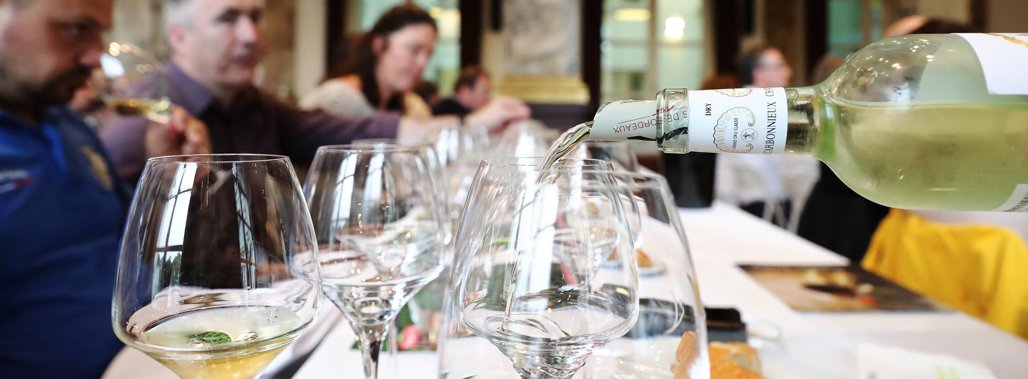 Masterclasses op eat! BRUSSELS, drink! BORDEAUX