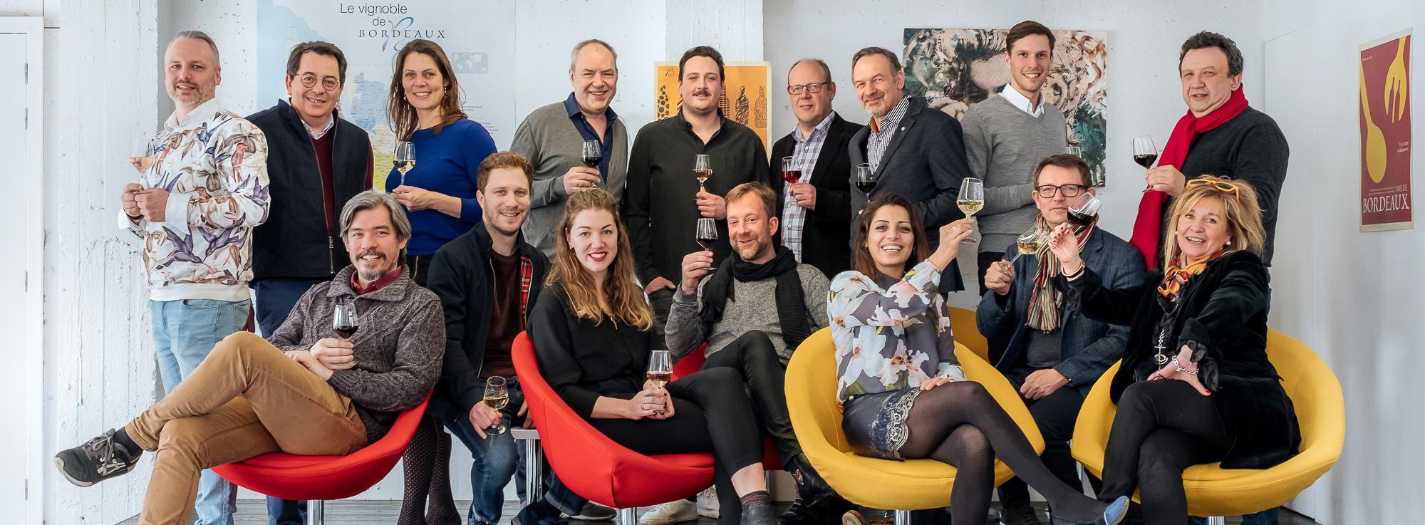 De Selectie Bordeaux 2018 is er!