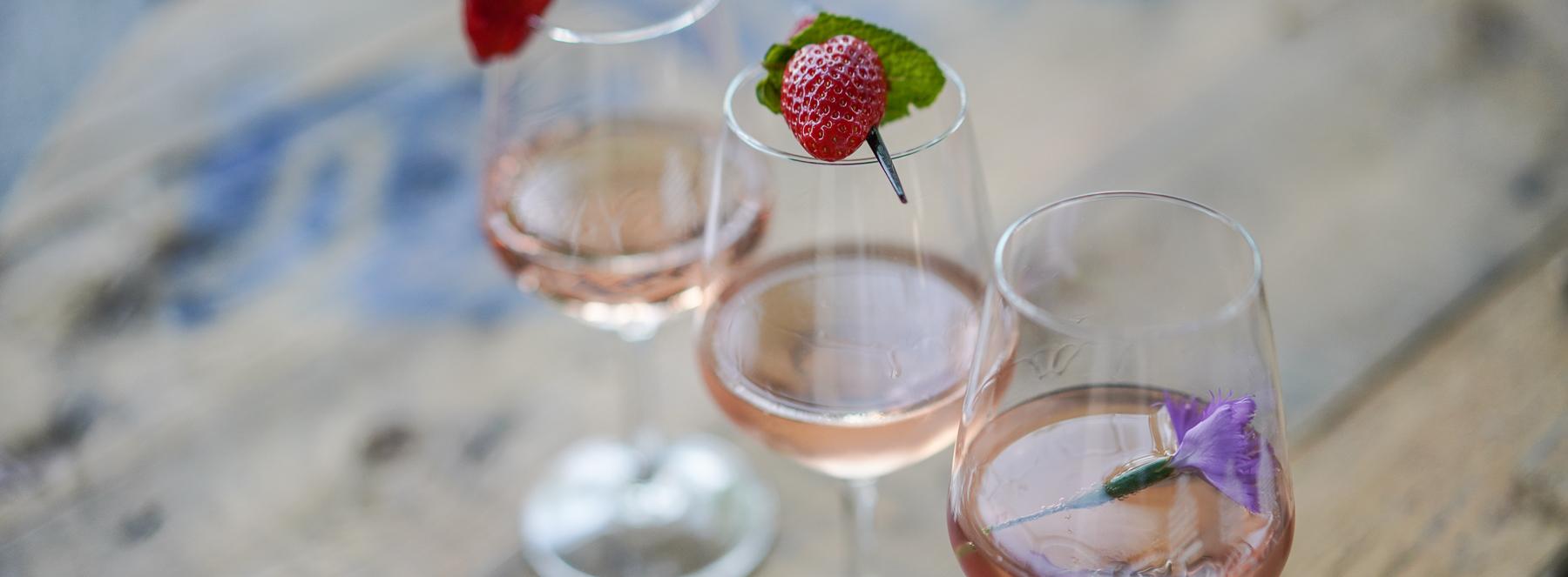 Hoogseizoen voor de roséwijnen uit Bordeaux