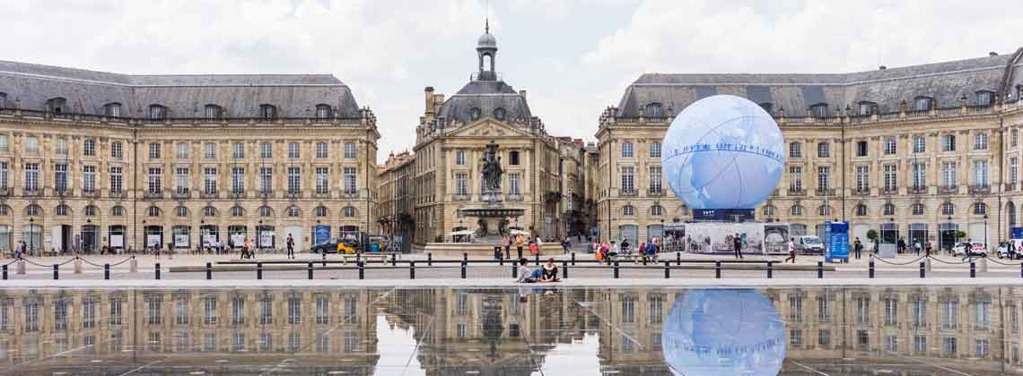 Six Reasons to visit Bordeaux – don't just take our word for it!