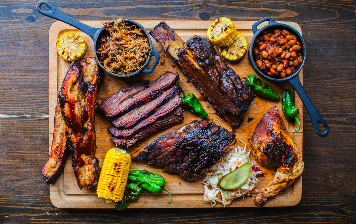 BBQ Food and Wine Pairings