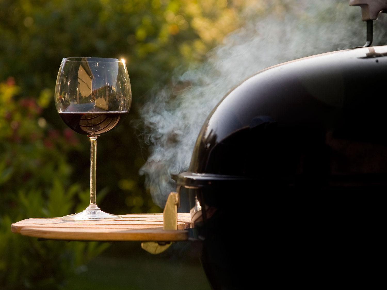Bordeaux Wines research reveals the nation's BBQ habits