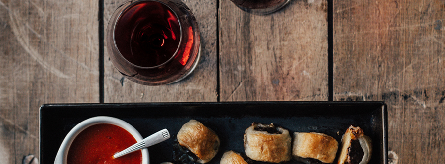 Party season is nearly here – get ready with these easy recipes paired with Bordeaux wines