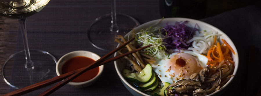 How to perfectly pair a Korean dish with Bordeaux wines