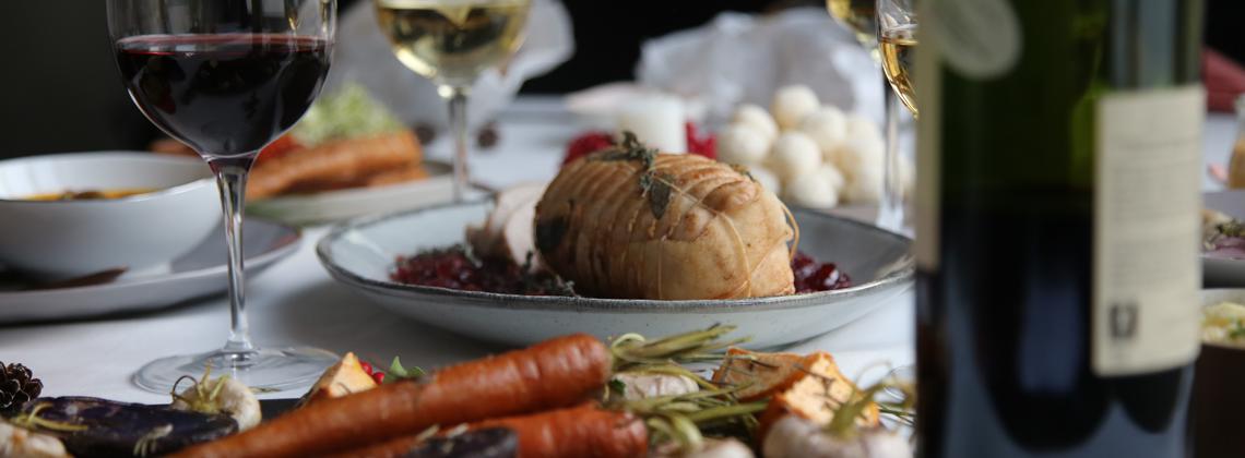 Jamie Goode's Festive Food and Wine Pairings