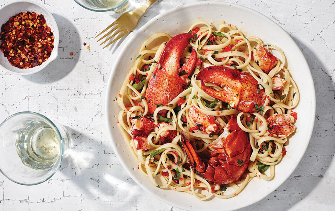 Summer Seafood and Wine Pairings
