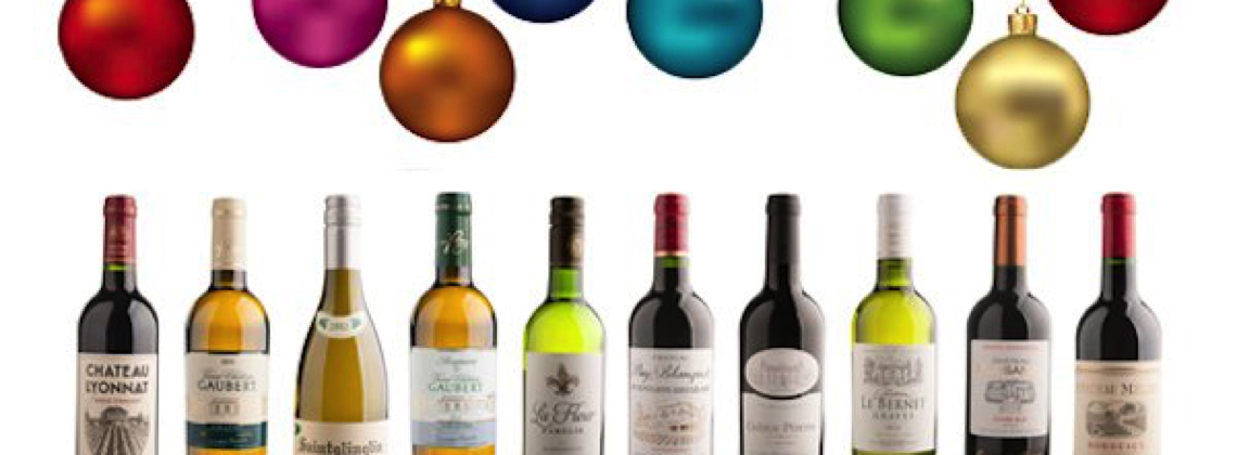 Buying Bordeaux for Christmas!