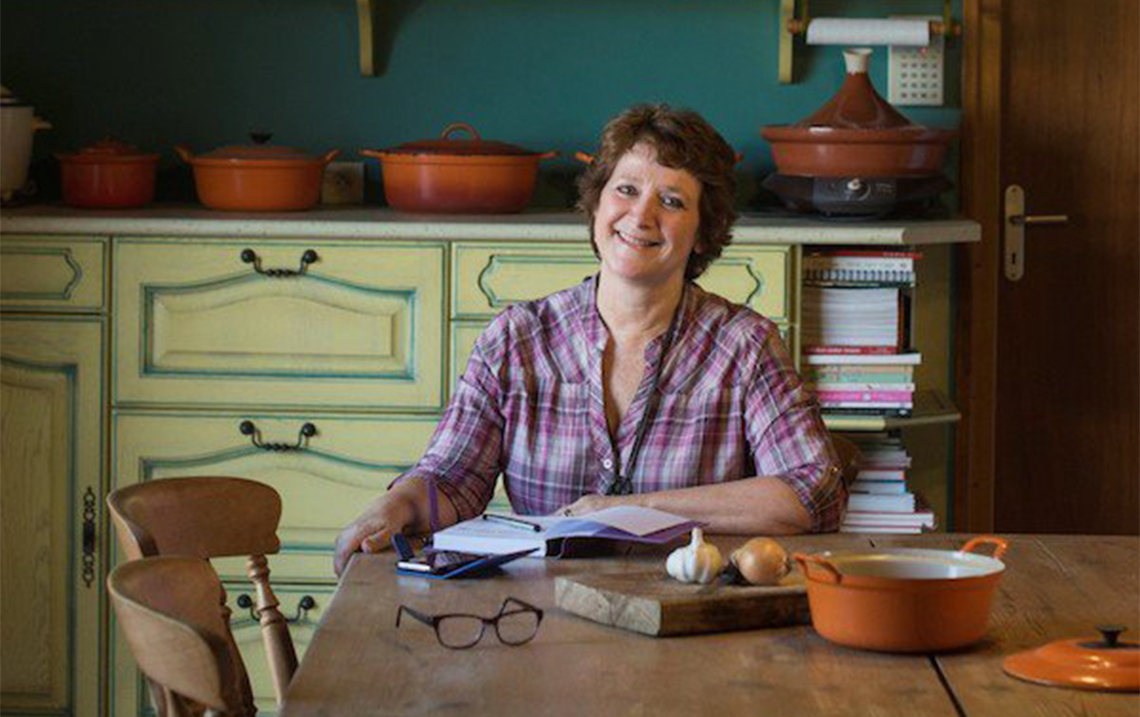 Blogger interview with Karen from Lavendar & Lovage