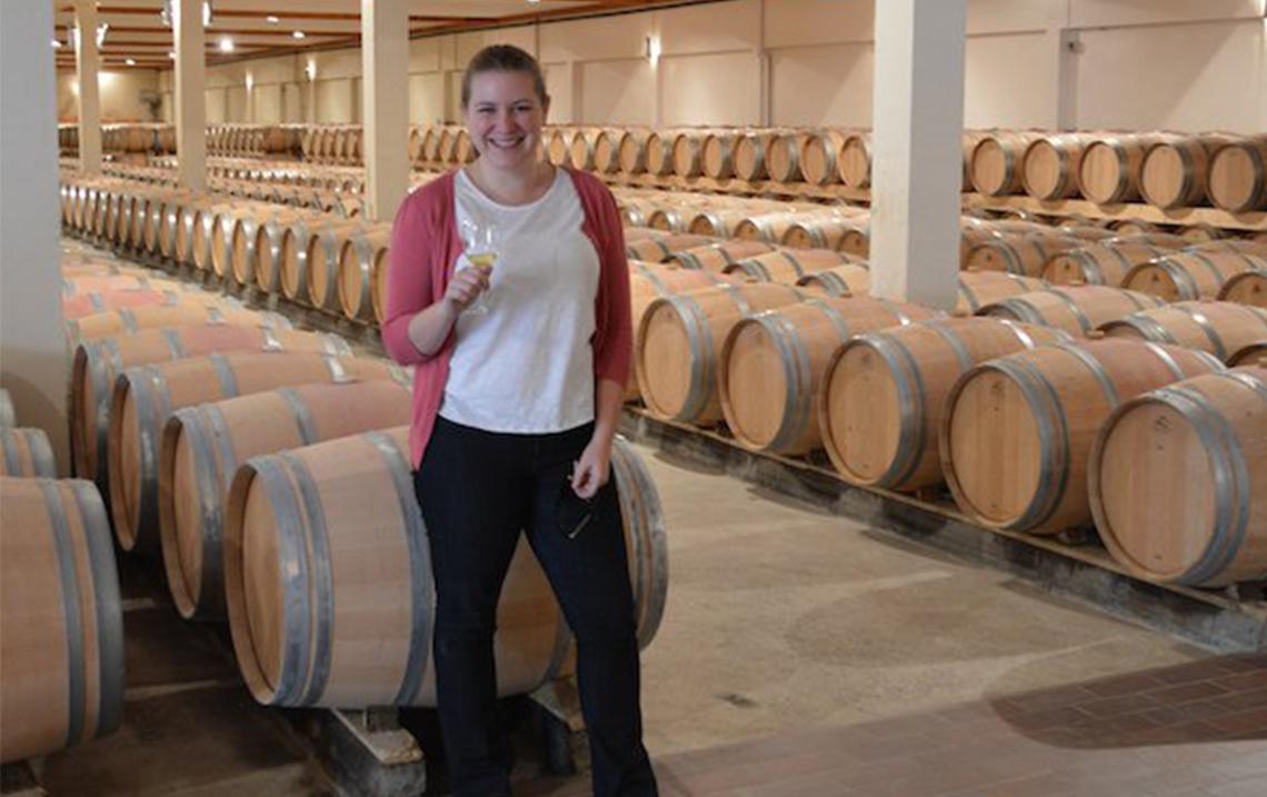 Words on Wine With Aliye Melton