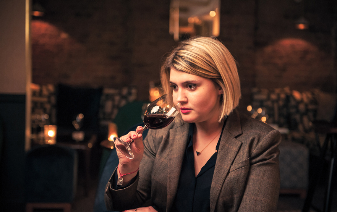 Words on Wine with Julia Oudill