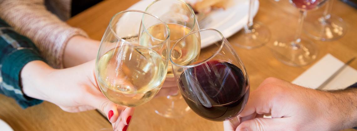 Festive Food & Wine Pairings