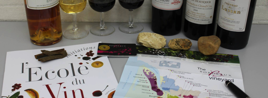 Bordeaux Wine School Is Back This Summer!