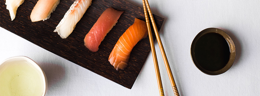 How to perfectly pair sushi with Bordeaux wines