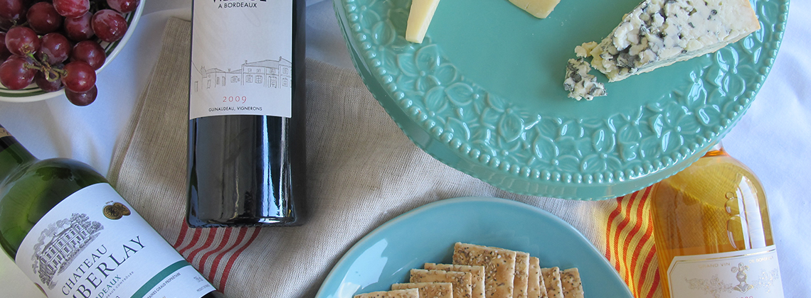 Pairing Wine and Cheese: Why you should go Bordeaux