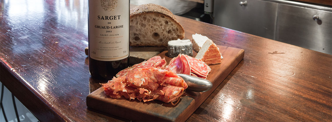 Restaurantgroupie shares her top spots to eat great food and drink affordable Bordeaux in NYC