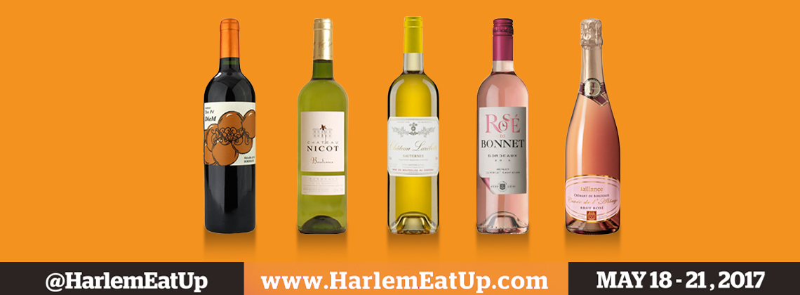 An exciting Bordeaux wines tasting took place as part of the Harlem EatUp! festival