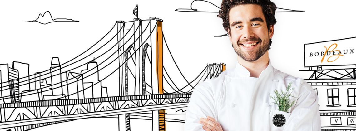 Bordeaux is back! Experience the Bordeaux revolution with chef Gabe Kennedy
