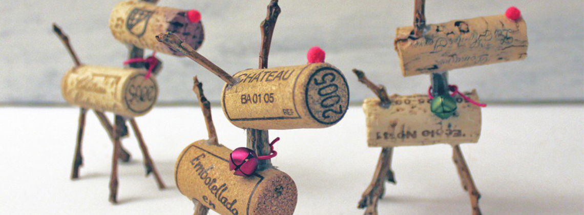 DIY with Bordeaux: Creative Cork Crafts