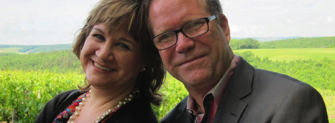 Get to know Authors Karen Page and Andrew Dornenburg before their live Q&A with Bordeaux Wines!